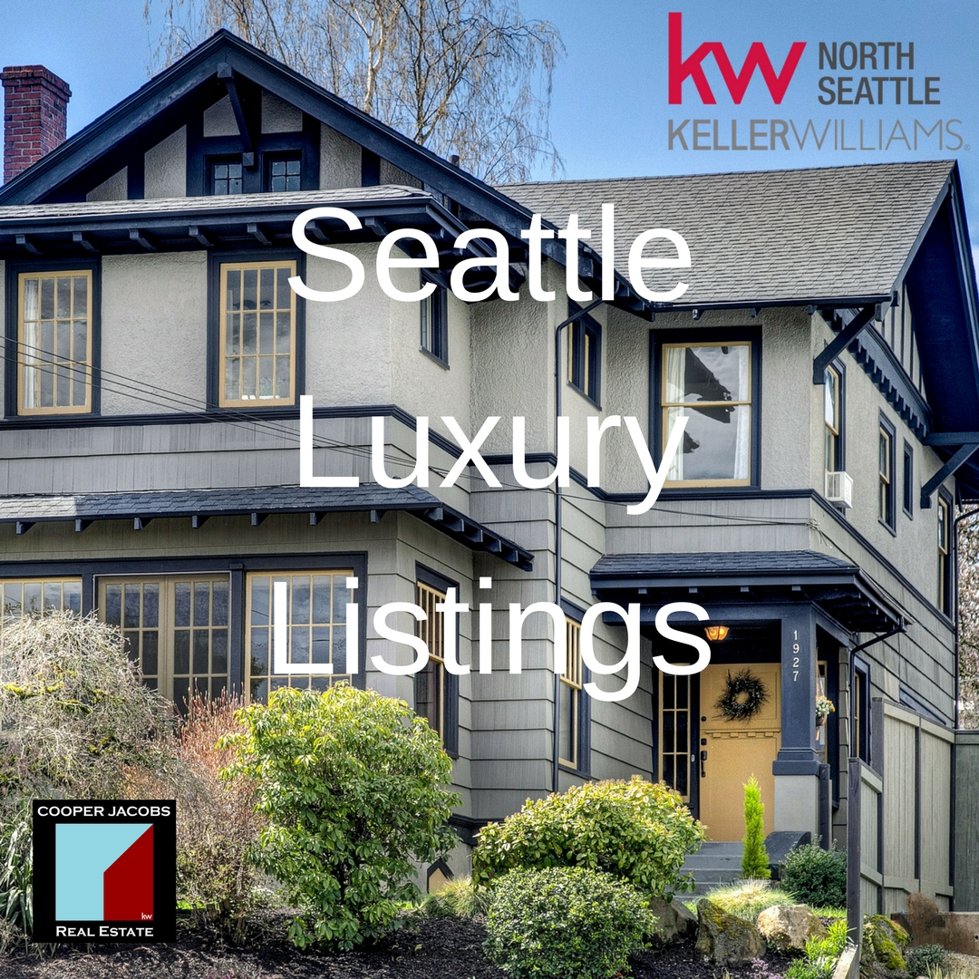 Seattle Luxury Homes